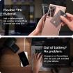 Ốp dẻo Spigen Liquid Crystal Galaxy Note 20 Ultra (chính hãng)
